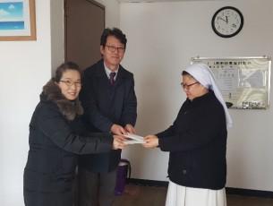 2019年 春节,访问盛家疗养院 新希望之家,传递爱心
