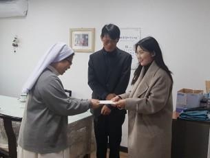 2020年 春节,访问盛家疗养院 新希望之家,传递爱心